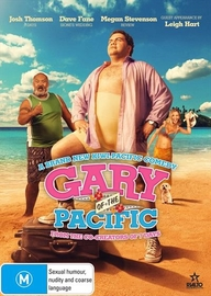 Gary of the Pacific on DVD