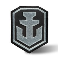 World of Warships Embroidered Patch