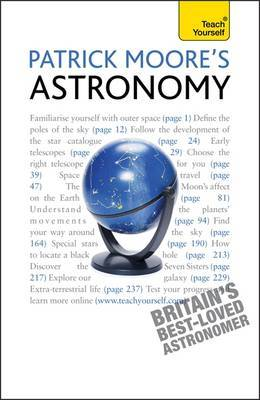Patrick Moore's Astronomy: Teach Yourself by Patrick Moore image