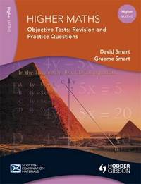 Higher Maths Objective Tests by David Smart image