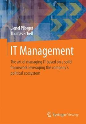 IT Management by Lionel Pilorget