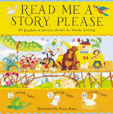 Read Me A Story Please