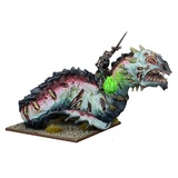 Kings of War Undead Revenant King on Undead Wyrm