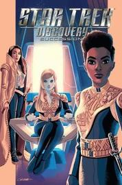 Star Trek Discovery - Succession by Mike Johnson