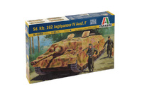 Italeri 1/35 SD.KFZ 162 Jagdpanzer IV - Scale Model Kit