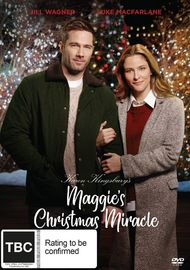 Maggie's Christmas Miracle on DVD