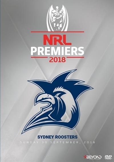 Nrl Premiers 2018 Team A on DVD