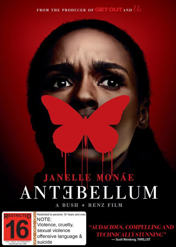 Antebellum on DVD