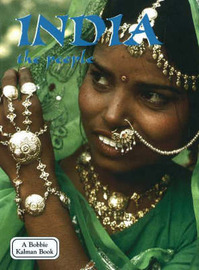 India, the People by Bobbie Kalman image