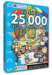 Eureka's 25 000 Vector & Photo Images