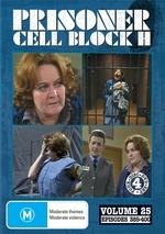 Prisoner - Cell Block H: Vol. 25 - Episodes 385-400 (4 Disc Set) on DVD
