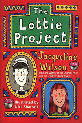 The Lottie Project by Jacqueline Wilson image