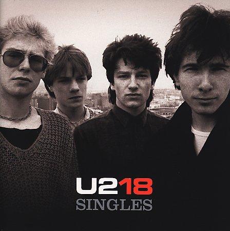 U218 Singles by U2 image