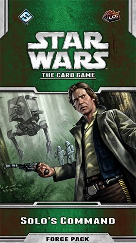 Star Wars The Card Game - Solos Command