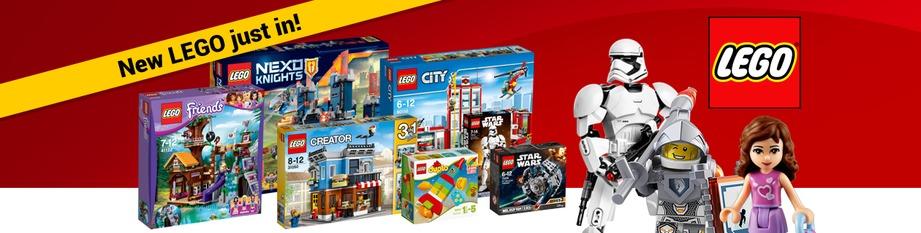 New LEGO