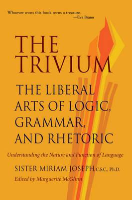 The Trivium by Miriam Joseph image