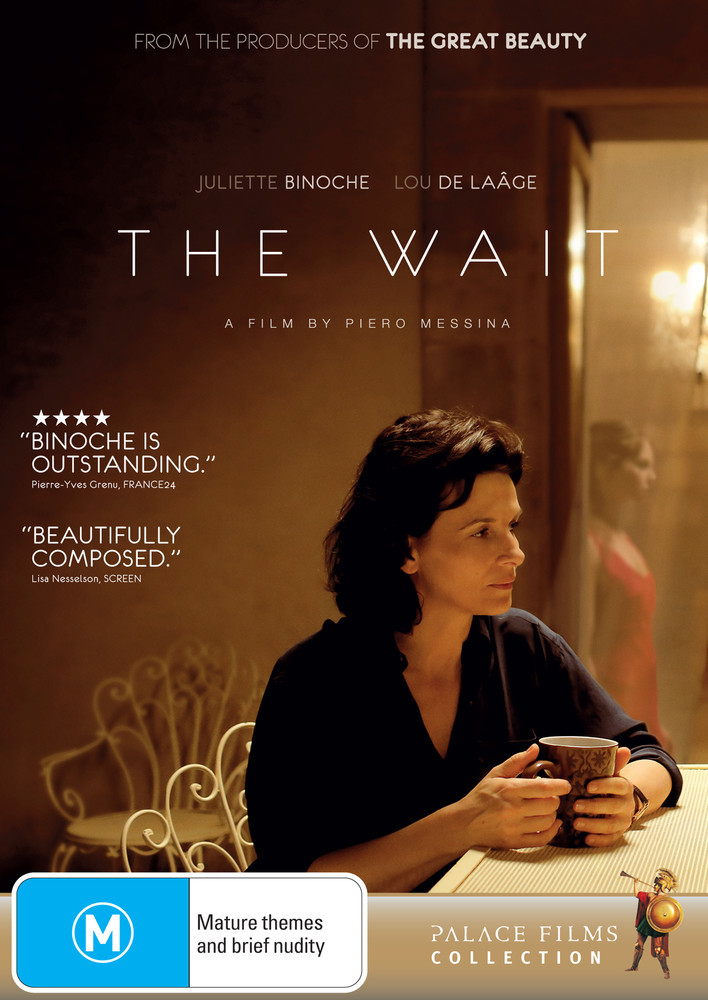 The Wait on DVD image