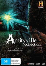 The Amityville Collection on DVD