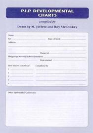Pip Developmental Charts Specimen Copy by Dorothy M. Jeffree image
