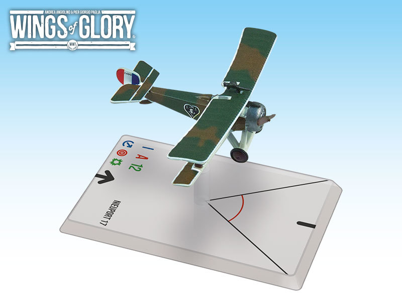 Wings of Glory: WW1 - Nieuport 17 (Nungesser) image