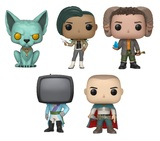 Saga - Pop! Vinyl Bundle (with a chance for a Chase version!)