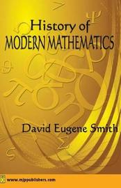 History of Modern Mathematics by Smith