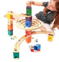 Hape - Quadrilla The Round About Marble Run