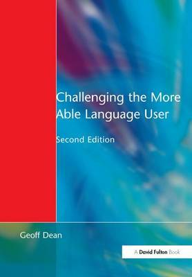 Challenging the More Able Language User by Geoff Dean image