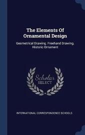 The Elements of Ornamental Design by International Correspondence Schools image