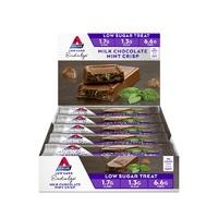 Atkins Endulge Bars - Milk Chocolate Mint Crisp (15 x 30g)