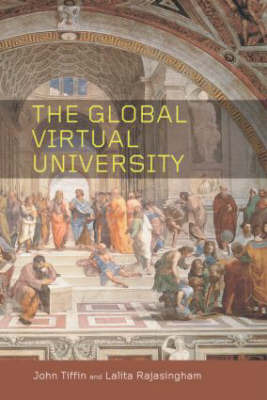 The Global Virtual University by Lalita Rajasingham image
