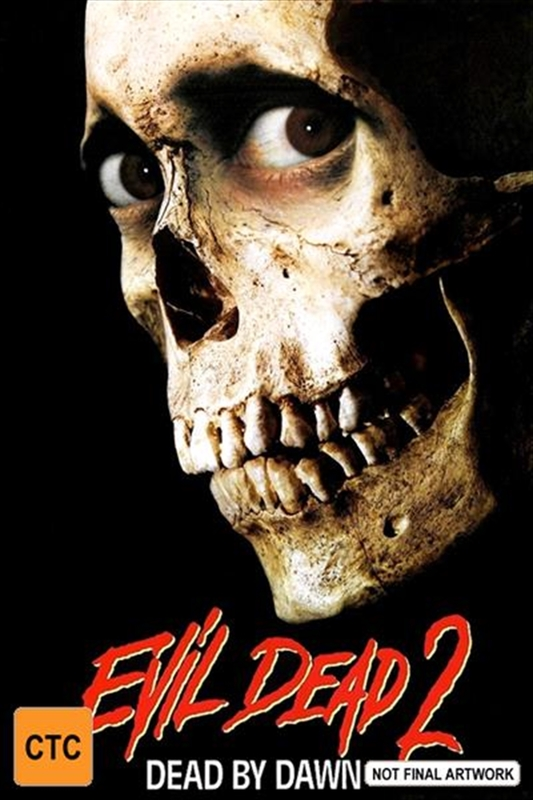 Evil Dead II - Dead By Dawn on UHD Blu-ray