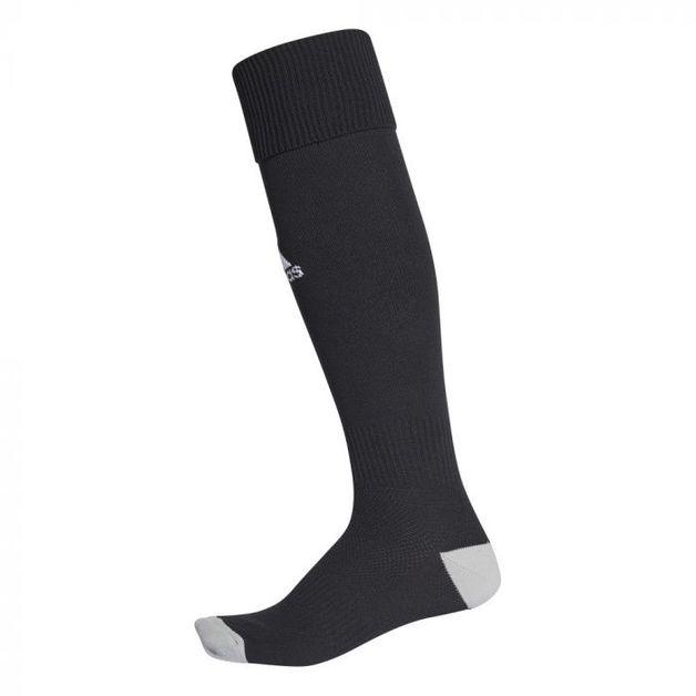 Adidas: Milano Socks - Black/White (10-12)