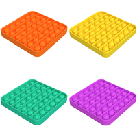Popit: Fidget Toy - Square (Assorted)