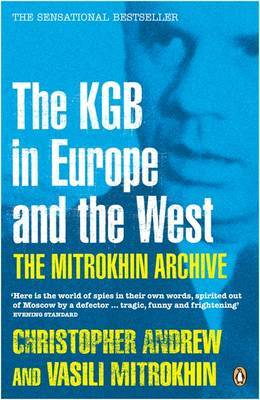 The Mitrokhin Archive by Christopher Andrew image