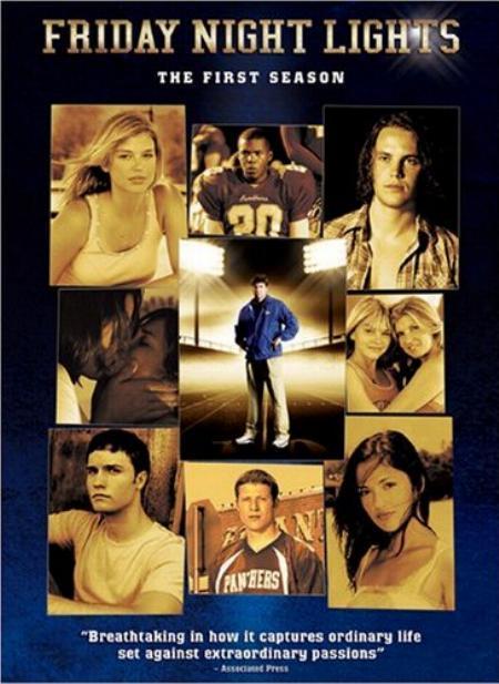 Friday Night Lights - The 1st Season (6 Disc Set) on DVD
