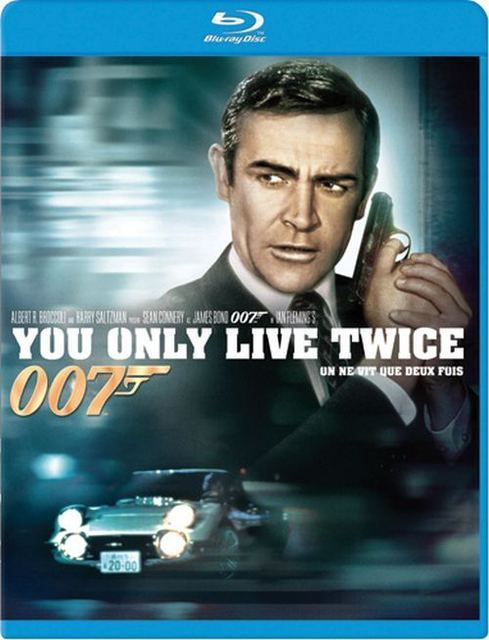 You Only Live Twice (2012 Version) on Blu-ray