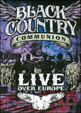 Black Country Communion: Live Over Europe (2DVD) on DVD
