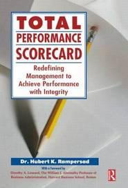 Total Performance Scorecard by Hubert Rampersad image