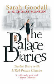The Palace Diaries by Nicholas Monson image
