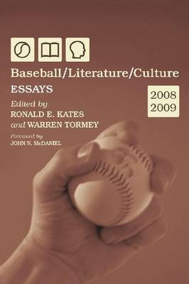 Baseball/Literature/Culture