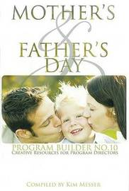 Mother's & Father's Day Program Builder No. 10 image