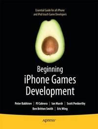 Beginning iPhone Games Development by P. J. Cabera image
