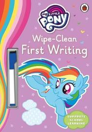 My Little Pony - Wipe-Clean First Writing