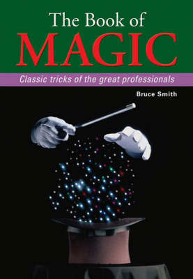 The Book of Magic by Bruce Smith image