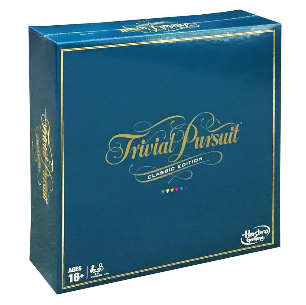 Trivial Pursuit: Classic Edition image