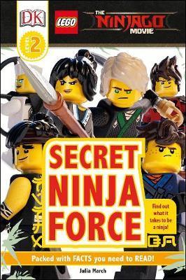The LEGO (R) NINJAGO (R) Movie (TM) Secret Ninja Force by DK image