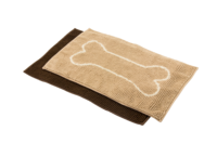 Pawise: Microfiber Chenille Dog Mat - 50x80cm/Caffee image