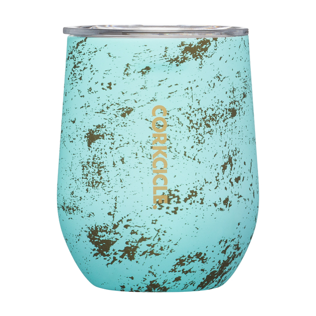 Corkcicle: Stemless Tumbler - Bali Blue (355ml)