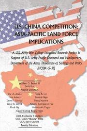 U.S.-China Competition by William G Braun III